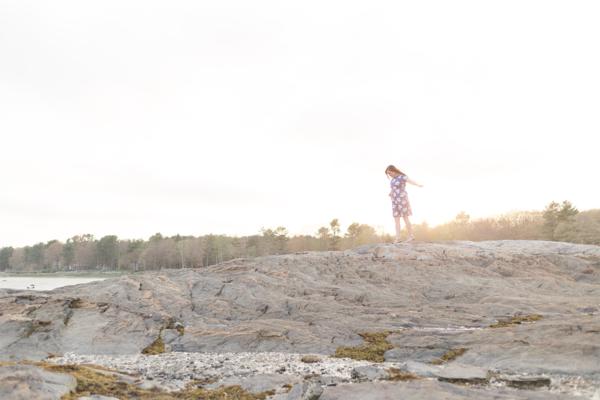 Boden Sierra Textured Dress East Coast Inspired